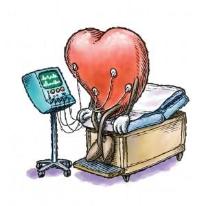رسم القلب