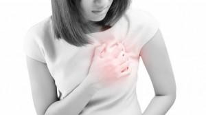 أعراض الأزمة القلبية عند النساء