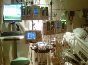 الرعاية المركزة بعد جراحة القلب المفتوح